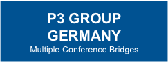 P3 Group Germany
